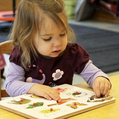 Younger Toddler Program