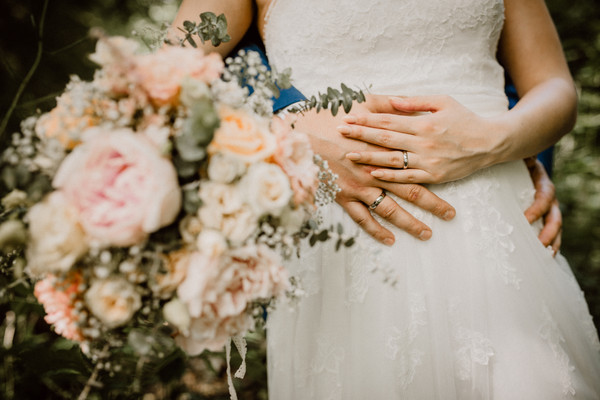 VINTAGE WEDDING München (VANESSA & MARIO)