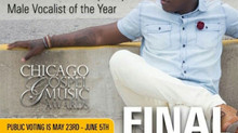 Jamel Michael Lewis nominated for Chicago Gospel Music Award