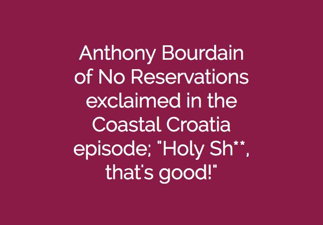 Anthony Bourdain W&W