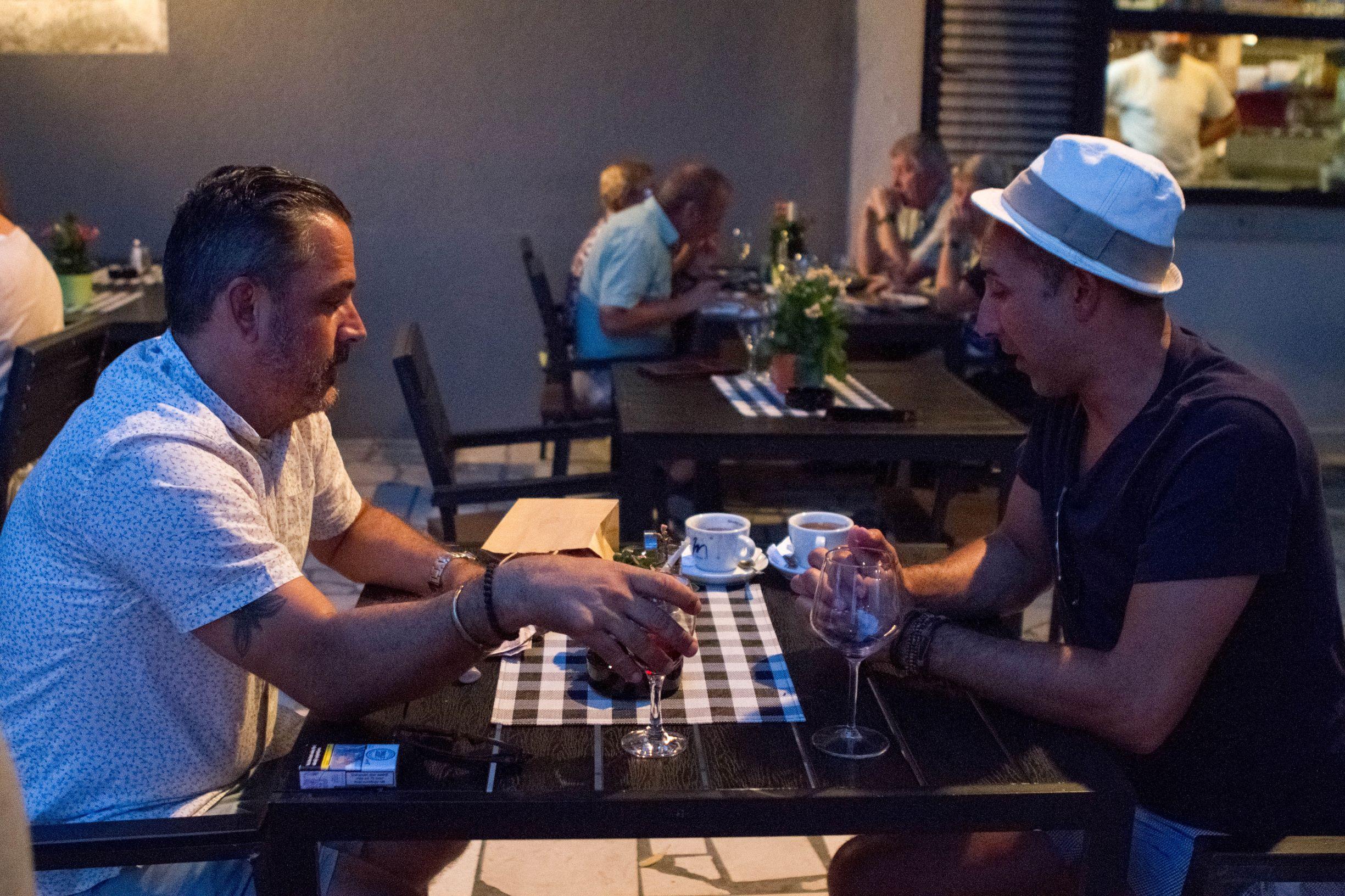 Korcula_al fresco dining_Dalmatia Coast_