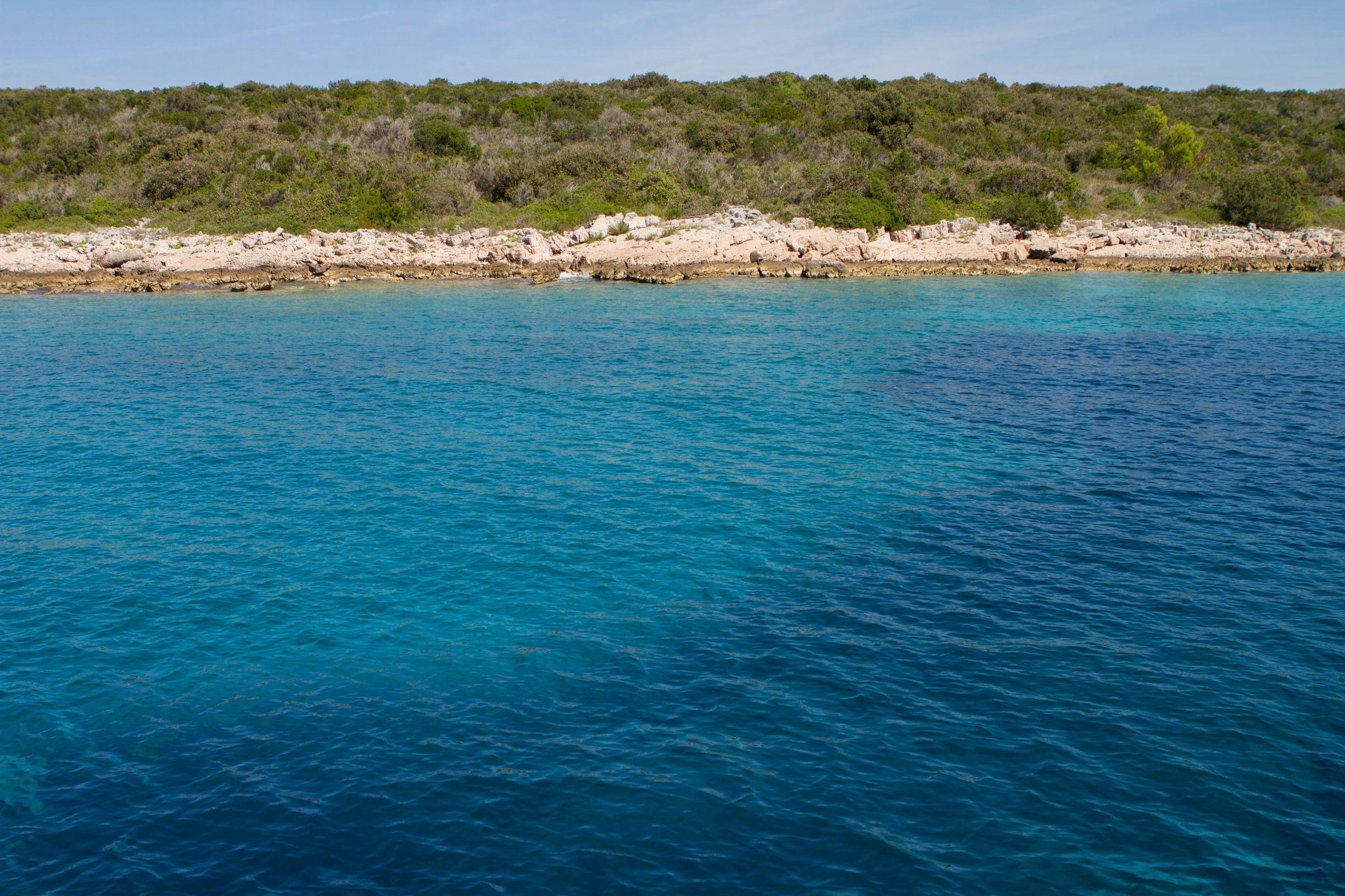 Beautiful water_Adriatic_Dalmatia Coast