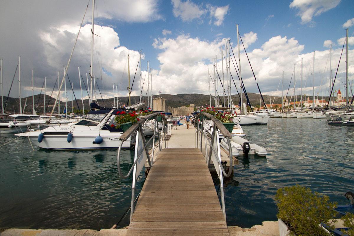 Trogir-Marina_sailing-Dalmatia-Coast-(ph