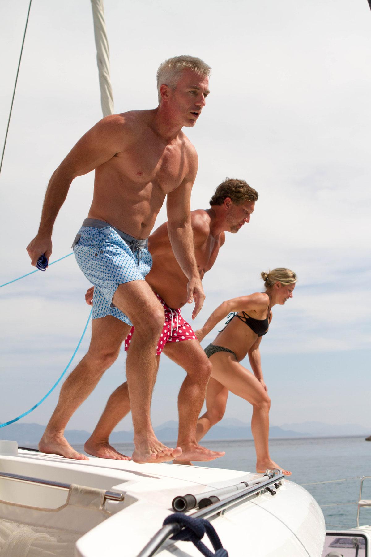 Jumping-off-Catamaran-_sailing-Adriatic_