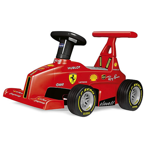Chicco Carro Scuderia Ferrari Ride-On