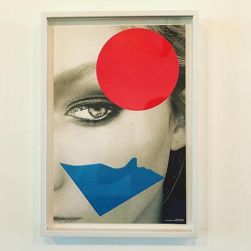 Visionaire 64 : Baldessari print : Karlie Kloss