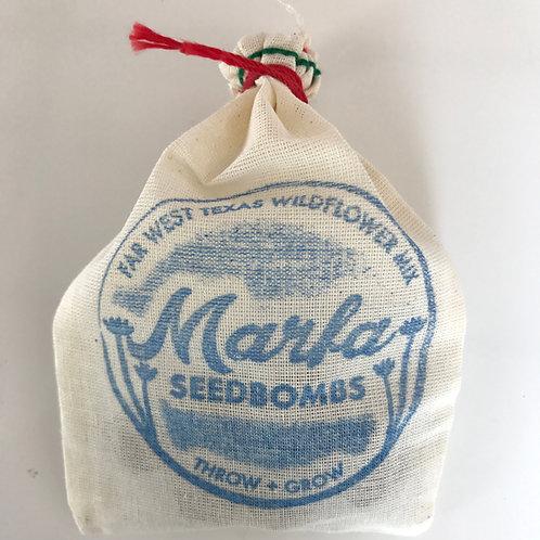 Marfa SeedBombs