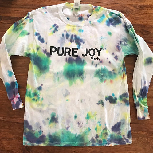 Pure Joy Pandemic Tee - Kid Size L