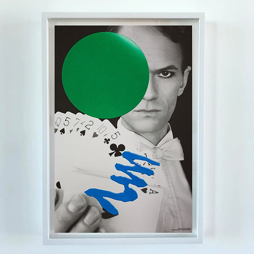 Visionaire 64 : Baldessari print : Neil Patrick Harris