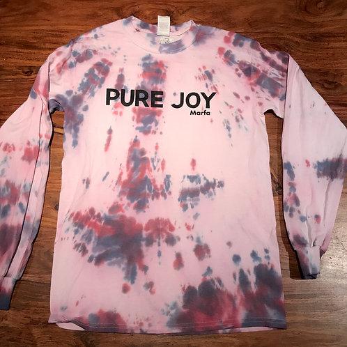 Pure Joy Pandemic Tee - Adult S