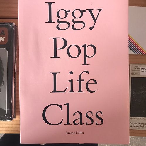 Iggy Pop, Life Class by Jeremy Deller