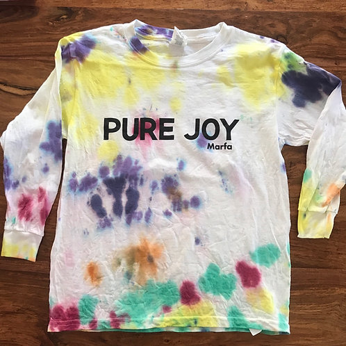 Pure Joy Pandemic Tee - Kid Size S