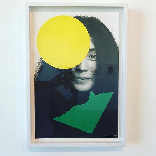 Visionaire 64 : Baldessari print : Yoko Ono