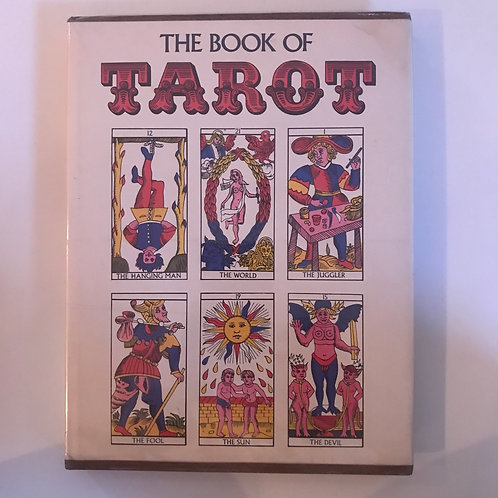 The Book Of Tarot, 1973