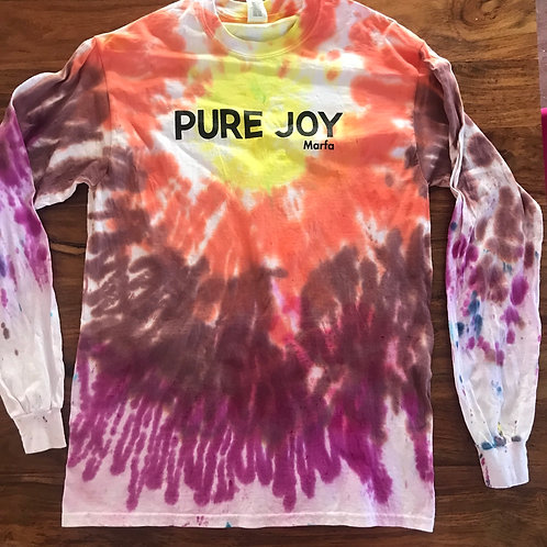 Pure Joy Pandemic Tee - Adult Size M