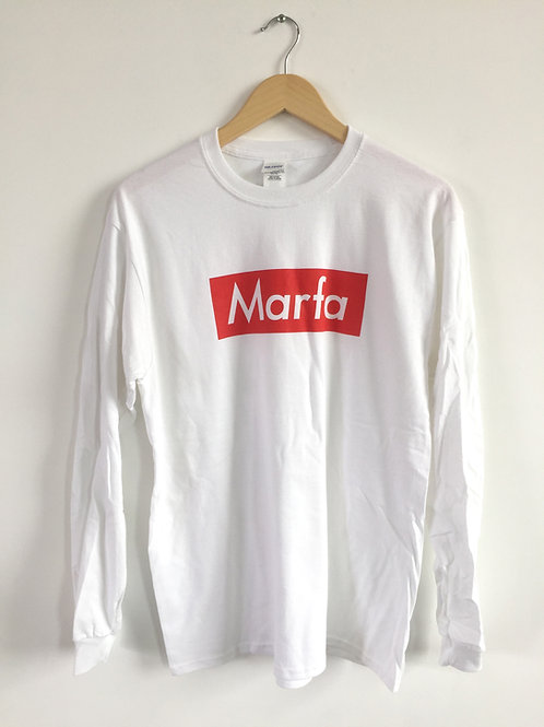 Marfa Long Sleeve Tee