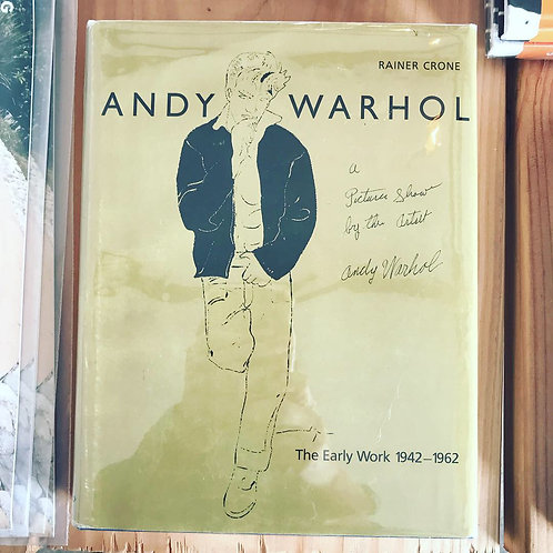 Andy Warhol, The Early Work 1942-1962