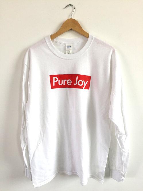 Pure Joy Long Sleeve Tee