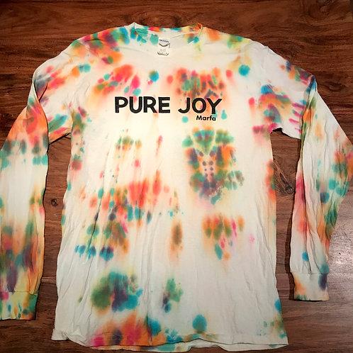 Pure Joy Pandemic Tee - Adult M