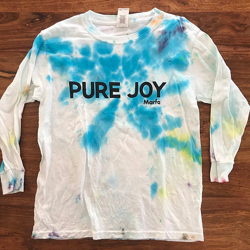 Pure Joy Pandemic Tee - Kid Size S