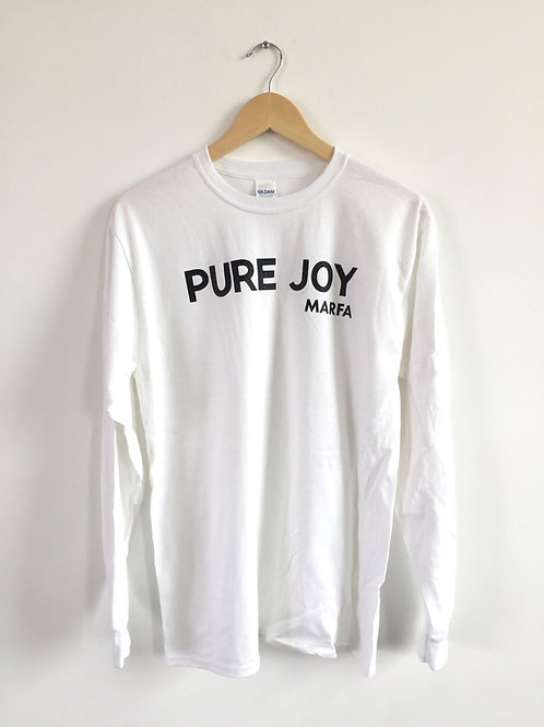 Pure Joy OG Long Sleeve Tee