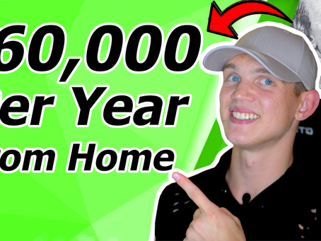 Top 10 Online Jobs Work From Home That Pay Well ($60k Per Year)