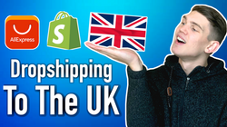 dropshipping to the uk