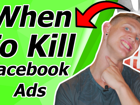 When To Kill & Scale Facebook Ads