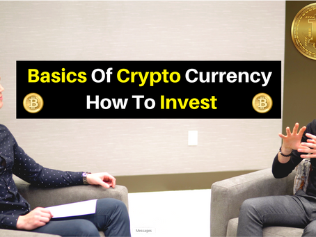 Bitcoin How Crypto Currency Works | How To Start Investing