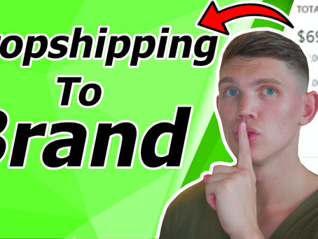 Branded Dropshipping How To Turn A Dropshipping Store Into A Brand      [Full Guide]