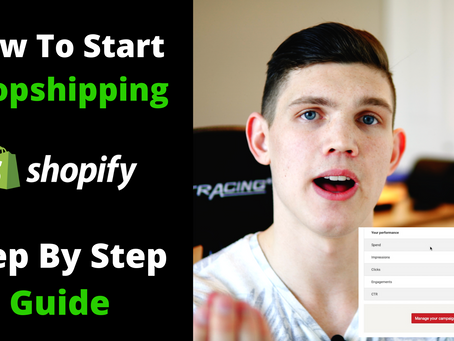 How To Start Dropshipping From Scatch With No Money