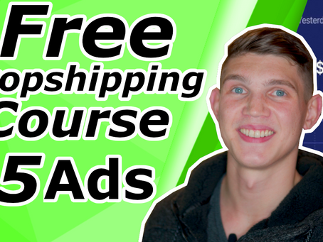 Dropshipping Course $5 Facebook Ads