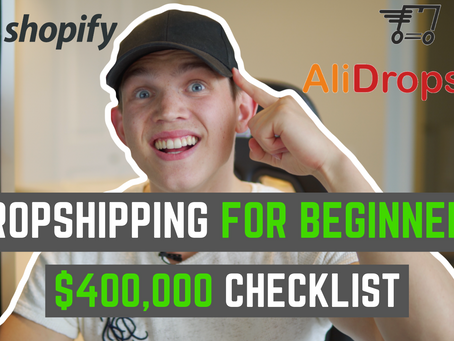 Dropshipping For Beginners 2020
