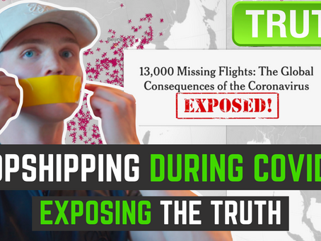 Coronavirus Dropshipping Vaccine | Shipping Times And Cost (TRUTH)