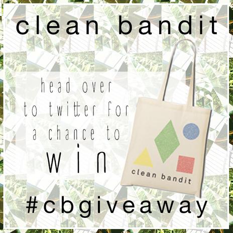 Clean Bandit - Competition Artwork