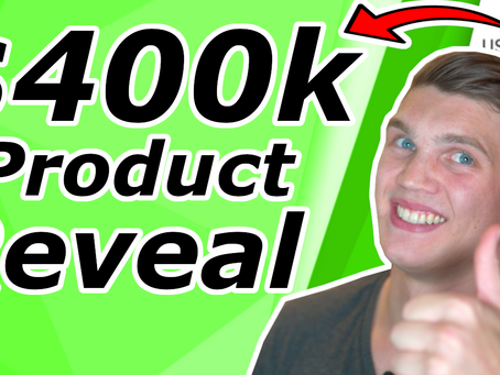 Dropshipping case study $400k product revealed