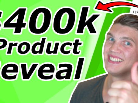 Dropshipping case study $400k product revealed