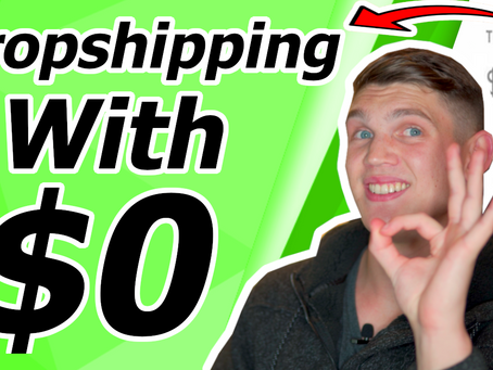 Dropshipping With No Money How To Start Dropshipping