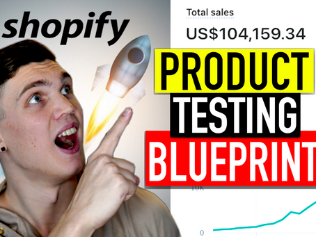 HOW TO LAUNCH A DROPSHIPPING PRODUCT - 2021 NEW STRATEGY
