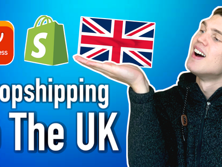 DROPSHIPPING To The UK - Everything YOU Need To KNOW (Brexit VAT)