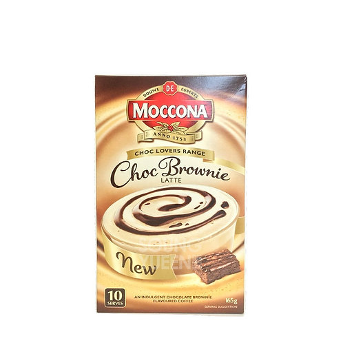 Moccona Choc Brownie Latte 10/16.5g