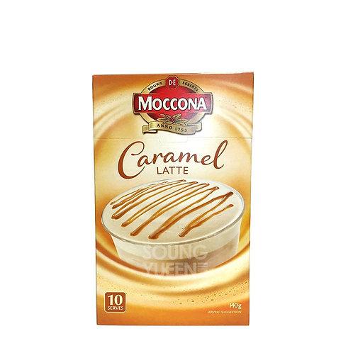 Moccona Caramel Latte 10/15g