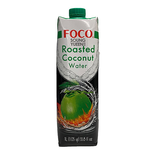 FOCO ROASTED COCONUT WATER 1L