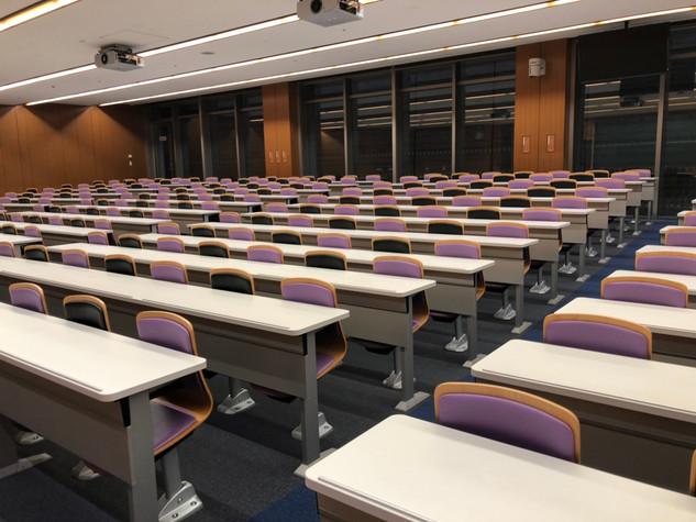 E055教室