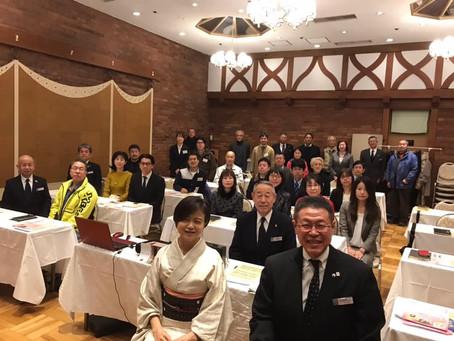 FFC委員長 前島由美 倉敷市で講演
