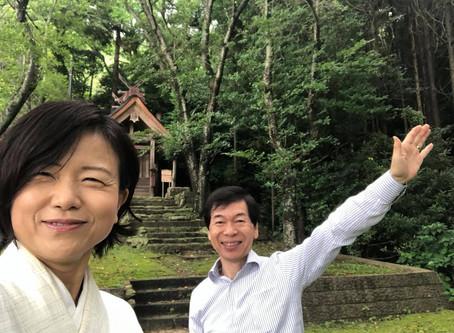 島根県知事を訪問しました