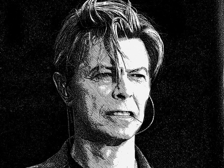 """""""Searching for music is the same as searching for God""""...David Bowie (BBC Verbatim)"""