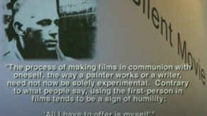 Chris Marker and the film Sans Soleil - a generational reference in film making