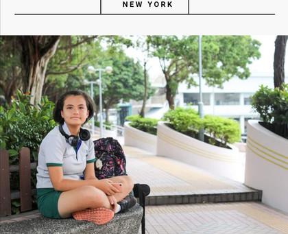 Absolutely loving Humans-of-New-York, a wonderful narratives platform