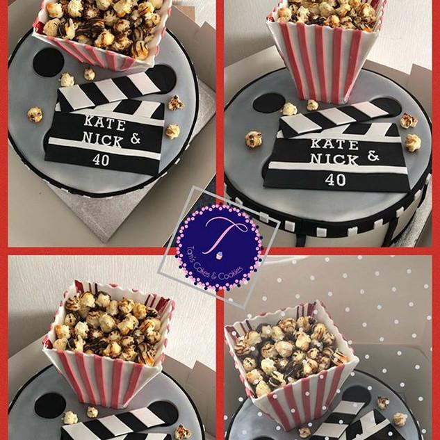 Chocolate and black cherry gluten free cake.jpg